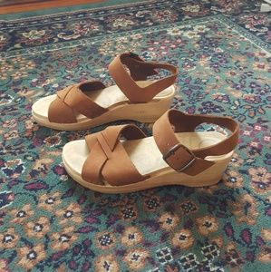No 6 strap sandals